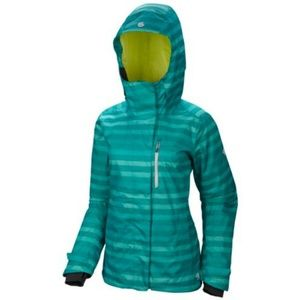 New! Mountain Hardwear Barnsie jacket